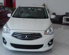Xe Mitsubishi Attrage 1.2L, nhập khẩu Thái Lan, giá ưu đãi chỉ từ 410tr giá 410 triệu tại Tp.HCM