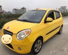 Bán Kia Morning MT đời 2009, màu vàng giá 136 triệu tại Phú Thọ