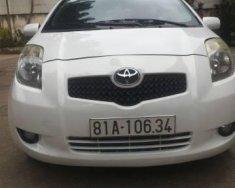 Bán Toyota Yaris đời 2007, màu trắng xe gia đình giá 300 triệu tại Gia Lai