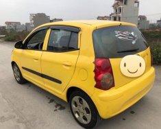 Bán Kia Morning đời 2009, màu vàng như mới giá 136 triệu tại Phú Thọ