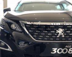 Bán xe Peugeot 3008 1.6 AT đời 2018, màu đen giá 1 tỷ 159 tr tại Tp.HCM