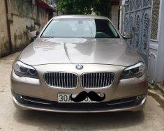 Cần bán xe BMW 5 Series 520i đời 2013, xe nhập giá 1 tỷ 250 tr tại Hà Nội