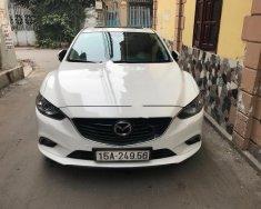Bán Mazda 6 sản xuất năm 2016, màu trắng giá 777 triệu tại Hải Phòng