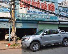Cần bán Ford Ranger XLT 2.2MT đời 2014, màu bạc, nhập khẩu giá cạnh tranh giá 520 triệu tại Hà Nội