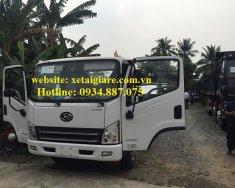 bán xe tải hyundai 7t3 - 7.3 tấn - 7T3 động cơ D4DB 3.9L thùng dài 6.25m giá 575 triệu tại Tp.HCM