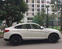 Bán BMW X4 xDriver28i đời 2014, màu trắng, nhập khẩu giá 1 tỷ 735 tr tại Hà Nội