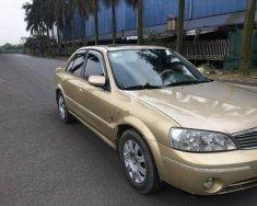 Xe Ford Laser sản xuất năm 2004, màu vàng số tự động, giá chỉ 232 triệu giá 232 triệu tại Hải Phòng