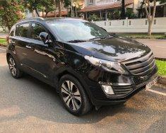 Bán ô tô Kia Sportage đời 2013, màu đen, xe nhập giá 690 triệu tại Tp.HCM