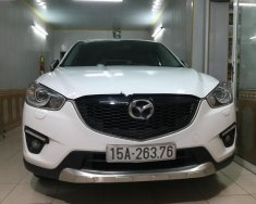 Cần bán xe Mazda CX 5 2004, màu trắng, 739 triệu giá 739 triệu tại Hải Phòng