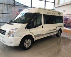 Bán Ford Transit SVP 2018, màu trắng- Cam kết hỗ trợ vay tối đa cho KH mua kinh doanh. LH 0901.346.072- Ngọc Quyến giá 820 triệu tại Tp.HCM