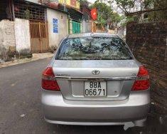 Cần bán Daewoo Gentra năm sản xuất 2010, màu bạc, 225tr giá 225 triệu tại Vĩnh Phúc