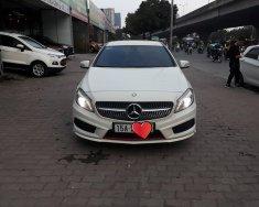 Cần bán Mercedes A250 AMG năm sản xuất 2013, màu trắng, xe nhập, giá chỉ 950 triệu giá 950 triệu tại Hà Nội