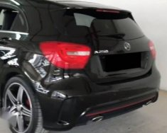 Cần bán Mercedes A250 AMG Sport đời 2015, màu đen, xe nhập giá 825 triệu tại Tp.HCM