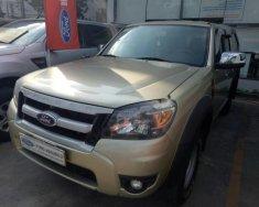 Cần bán gấp Ford Ranger đời 2009, màu vàng, giá chỉ 360 triệu giá 360 triệu tại Tp.HCM