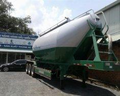 Doosung Miền Nam bán mooc bồn xi măng, 31m3; 3 trục, 33 tấn, giá rẻ nhất giá 645 triệu tại BR-Vũng Tàu