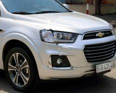 Bán xe Chevrolet Captiva đời 2017, màu bạc chính chủ giá 785 triệu tại Tp.HCM