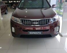Cần bán Kia Sorento AT sản xuất 2018, màu đỏ giá 919 triệu tại Khánh Hòa