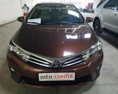 Hiền Toyota bán Toyota Corolla altis 1.8G AT sản xuất 2017, màu nâu giá 760 triệu tại Tp.HCM