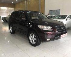 Bán Hyundai Santa Fe 2.7L 4WD SX 2007, màu nâu, nhập khẩu giá 485 triệu tại Phú Thọ