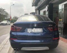 Bán BMW X4 đời 2016, màu xanh lam, nhập khẩu giá 2 tỷ 99 tr tại Hà Nội