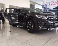 Bán Honda CR V năm sản xuất 2018, màu đen, xe nhập giá 1 tỷ 68 tr tại Hà Nội
