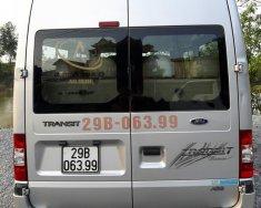 Bán xe Ford Transit 2.4L đời 2013, màu bạc giá 465 triệu tại Hà Nội