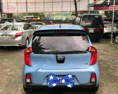 Bán xe Kia Morning Van sản xuất 2016, màu xanh lam, nhập khẩu giá 322 triệu tại Hà Nội
