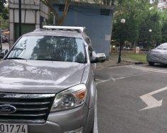 Cần bán lại xe Ford Everest sản xuất 2011, màu xám ít sử dụng, 550tr giá 550 triệu tại Tp.HCM