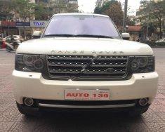 Cần bán xe LandRover Range Rover Autobiography đời 2010, màu trắng, nhập khẩu nguyên chiếc giá 2 tỷ 160 tr tại Hà Nội