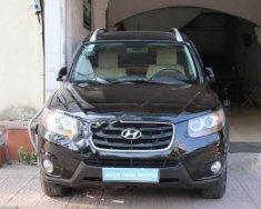 Cần bán lại xe Hyundai Santa Fe SLX 2.0AT sản xuất 2009, màu đen, nhập khẩu nguyên chiếc giá 705 triệu tại Hà Nội