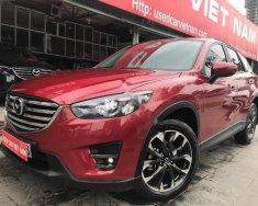 Cần bán gấp Mazda CX 5 2.0AT Facelift sản xuất 2016, màu đỏ giá 825 triệu tại Hà Nội