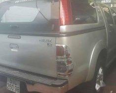 Cần bán gấp Toyota Hilux đời 2013, màu bạc xe gia đình giá 430 triệu tại Tp.HCM