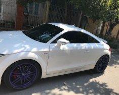 Cần bán lại xe Audi TT Sline đời 2009, màu trắng, nhập khẩu nguyên chiếc, giá 830tr giá 830 triệu tại Đà Nẵng