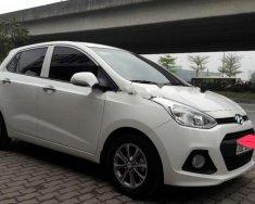 Cần bán Hyundai Grand i10 đời 2016, màu trắng, nhập khẩu, giá 365tr giá 365 triệu tại Hà Nội