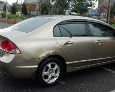 Cần bán lại xe Honda Civic năm sản xuất 2009, màu vàng chính chủ, giá chỉ 370 triệu giá 370 triệu tại Hà Nội
