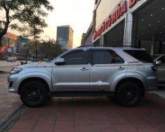 Bán xe Toyota Fortuner G đời 2015, màu bạc, giá tốt giá 875 triệu tại Hà Nội