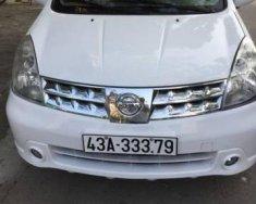 Cần bán xe Nissan Grand livina đời 2012, màu trắng chính chủ giá 315 triệu tại Đà Nẵng