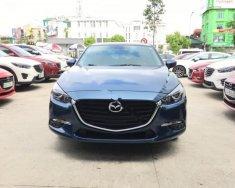 Bán Mazda 3 1.5 AT sản xuất năm 2017, màu xanh lam giá 659 triệu tại Hà Nội
