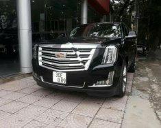 Bán Cadillac Escalade ESV Platinium năm 2015, màu đen, nhập khẩu giá 6 tỷ 796 tr tại Hà Nội