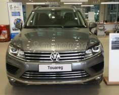 Cần bán xe Volkswagen Touareg đời 2017, màu xám giá 2 tỷ 499 tr tại Tp.HCM