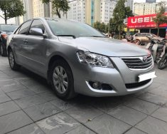 Bán ô tô Toyota Camry 2.4G sản xuất 2008, màu bạc   giá 550 triệu tại Hà Nội