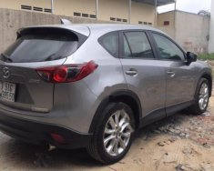 Bán ô tô Mazda CX 5 2015, màu bạc chính chủ, giá chỉ 720 triệu giá 720 triệu tại Tp.HCM