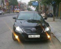 Cần bán gấp Toyota Camry LE đời 2006, màu đen, xe nhập, giá chỉ 552 triệu giá 552 triệu tại Ninh Bình