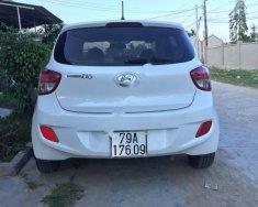 Bán Hyundai Grand i10 năm 2014, màu trắng, nhập khẩu nguyên chiếc, xe gia đình giá 285 triệu tại Khánh Hòa