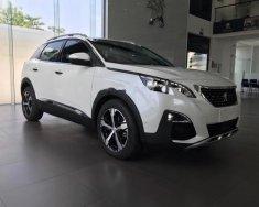 Cần bán Peugeot 3008 1.6 AT đời 2018, màu trắng giá 1 tỷ 159 tr tại Bình Dương