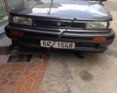 Bán Nissan Bluebird đời 1992, màu đen, nhập khẩu giá 108 triệu tại An Giang