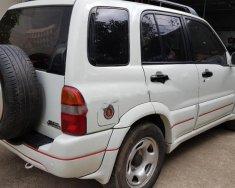 Bán Suzuki Grand vitara 2.0 MT năm 2003, màu trắng, nhập khẩu chính chủ giá cạnh tranh giá 298 triệu tại Hà Nội