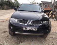 Cần bán lại xe Mitsubishi Triton MT đời 2011, màu đen, nhập khẩu giá 368 triệu tại Hà Nội
