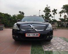 Bán xe Nissan Teana 2.0 AT năm sản xuất 2011, màu đen, nhập khẩu  giá 540 triệu tại Hải Phòng