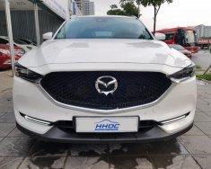Cần bán lại xe Mazda CX 5 2.5AT sản xuất năm 2017, màu trắng như mới giá 1 tỷ 59 tr tại Hà Nội